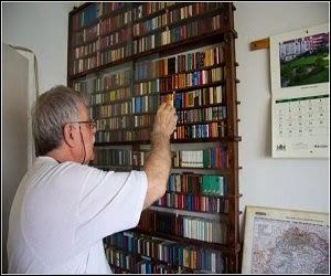 Perpustakaan terkecil didunia
