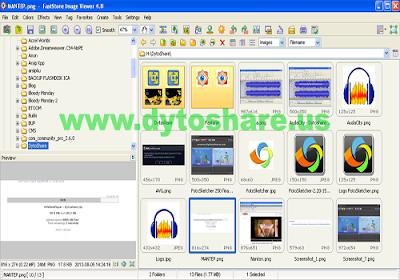 Gambar FastStone Image Viewer 4.8