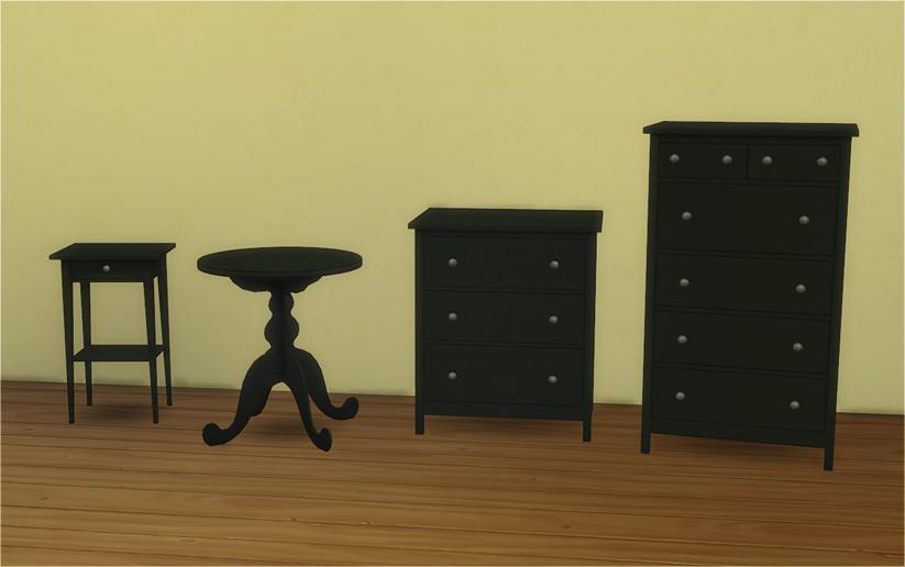 Ikea Faktum Küche Zu Verkaufen ~ My Sims 4 Blog IKEA HEMNES Bedroom & Mattresses for Bed Frames by
