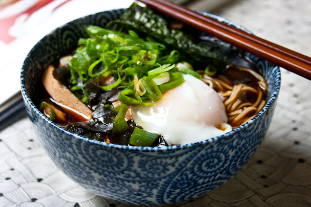 Springtime Soba With Miso Sauce Recipes — Dishmaps