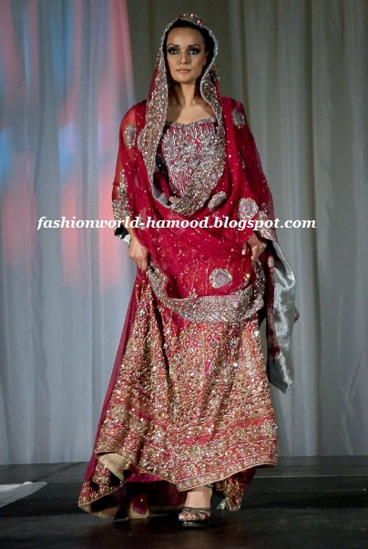 Bridal Saree Lahenga And Frock Collection Pictures Fashion Trend Today Tattoo Exotica
