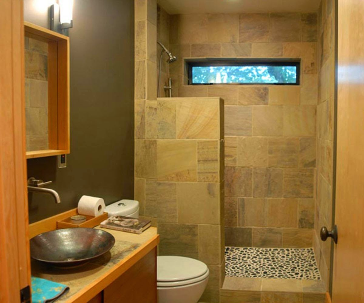 Home Design Ideas Nature Bathroom 2015