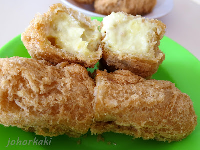 Fried-Durian