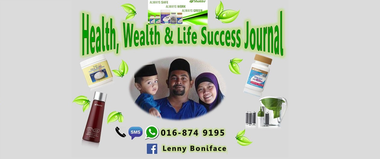Health, Wealth, and Life Success Journal