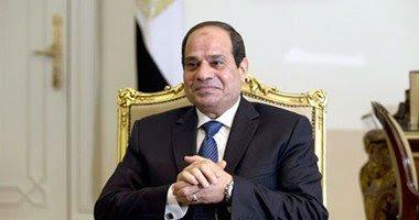 مطار القاهرة الدولي يستعد لمغادرة الرئيس السيسي اليوم الي باريس