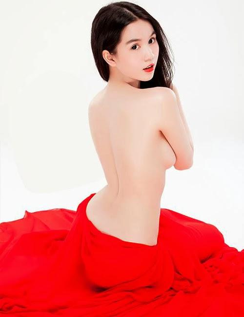 Ngoc Trinh in her sexy birthday, ngoc trinh sexy photos, ngoc trinh lovely girl