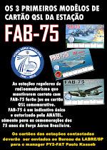 F.A.B  - 75 ANOS - JUNHO A DEZEMBRO 2016