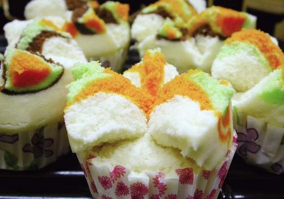 cara membuat kue bolu kukus
