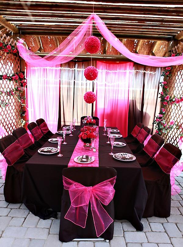 Drum Set Party Decorations