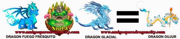 como obtener el dragon dujur en dragon city formula 3