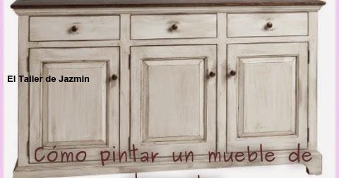 C mo pintar un mueble de algarrobo - Como decapar un mueble en blanco ...