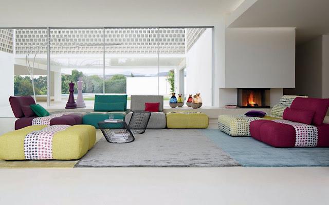 living room sofa set