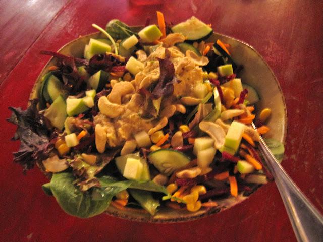 Veega Salad Vegan