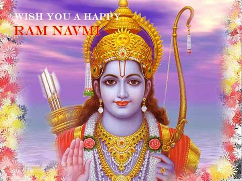 happy sri rama navami 2012