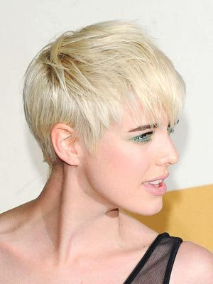 Famale Short Hairstyle