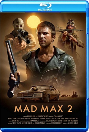 Mad Max 2 The Road Warrior BRRip BluRay 720p