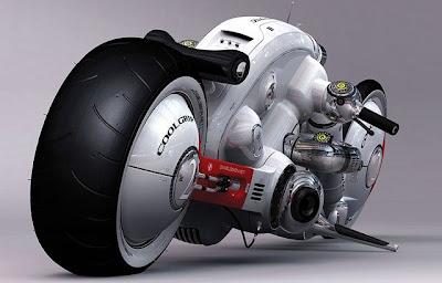 8 Motor Masa Depan