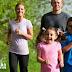 Envolver toda a família num estilo de vida saudável, por que não?