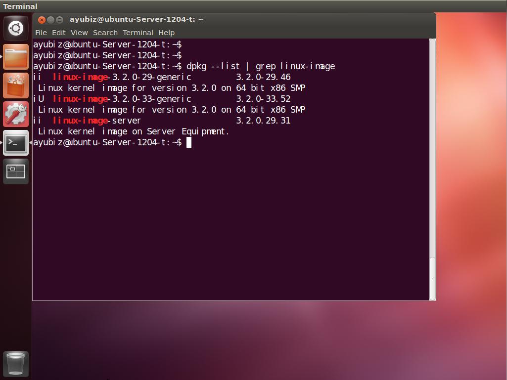 ubuntu server 安裝unity 圖型界面