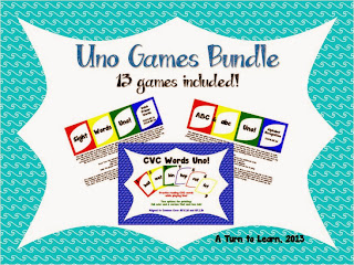 http://www.teacherspayteachers.com/Product/A-Bundle-of-Uno-Games-846786