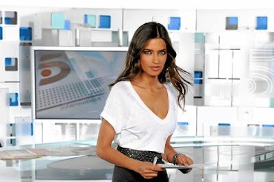 La mejor presentadora Sara Carbonero