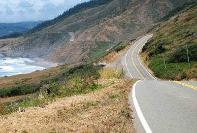 Pacific Coast Highway – Califórnia