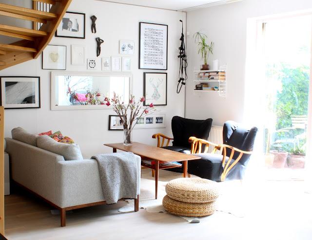 my scandinavian home my home sitting room