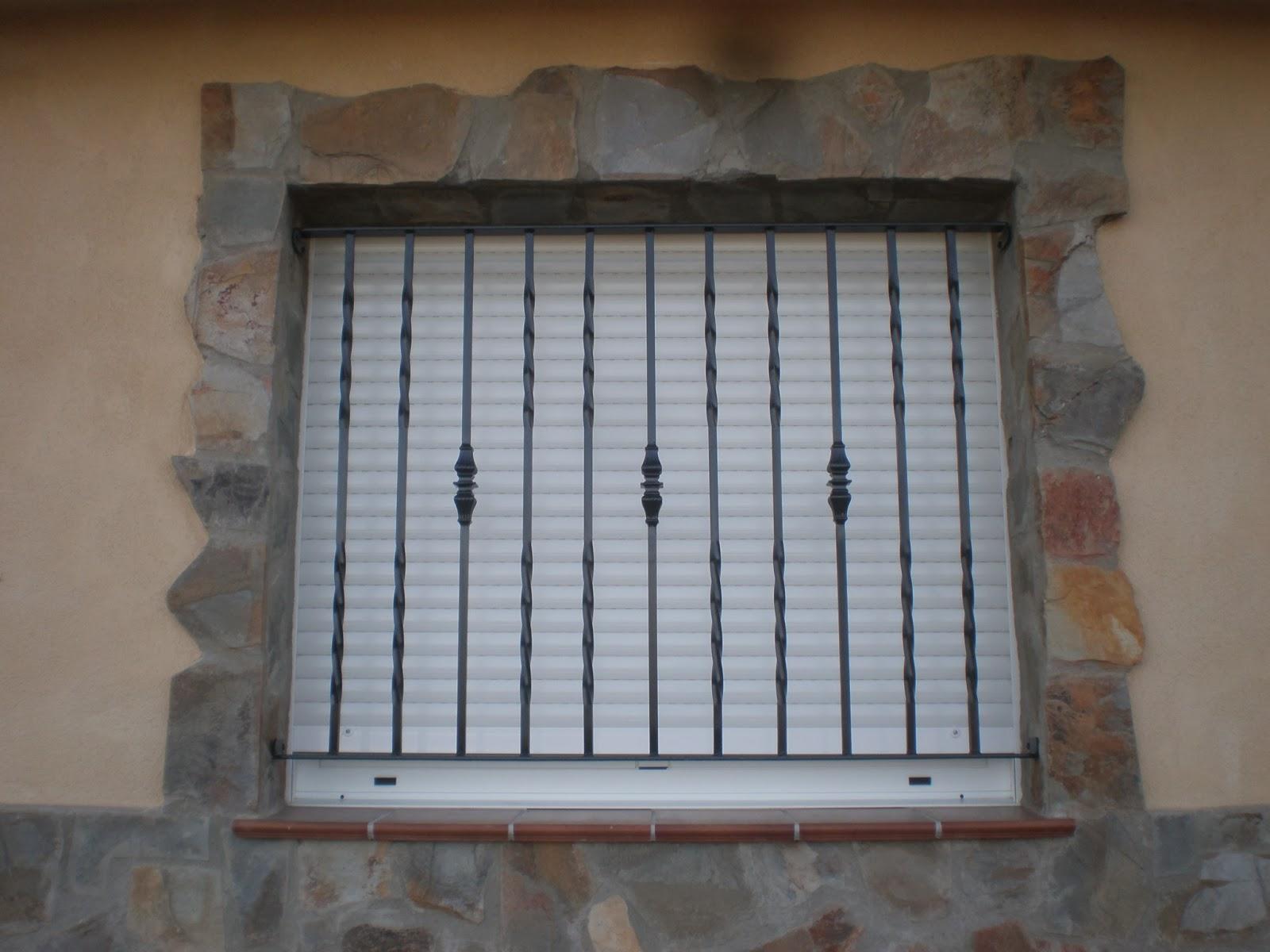 Carpinteria metalica charro modelos de rejas en forja - Rejas de forja antiguas ...
