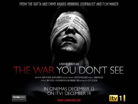 La guerra que no nos muestran los medios (Documental)