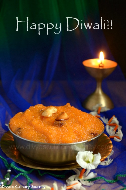 recipe for perfect kesari