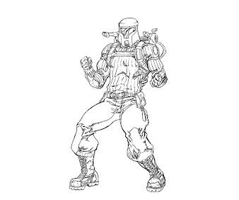 #5 G.I. Joe Coloring Page