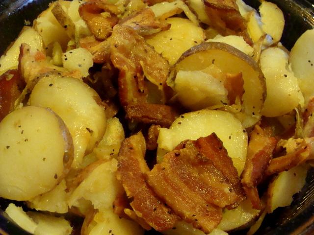 Ancient Embrace: Camp fire Sweet Potatoes