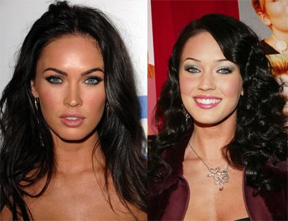 megan fox plastic surgery. Without a doubt Megan Fox is
