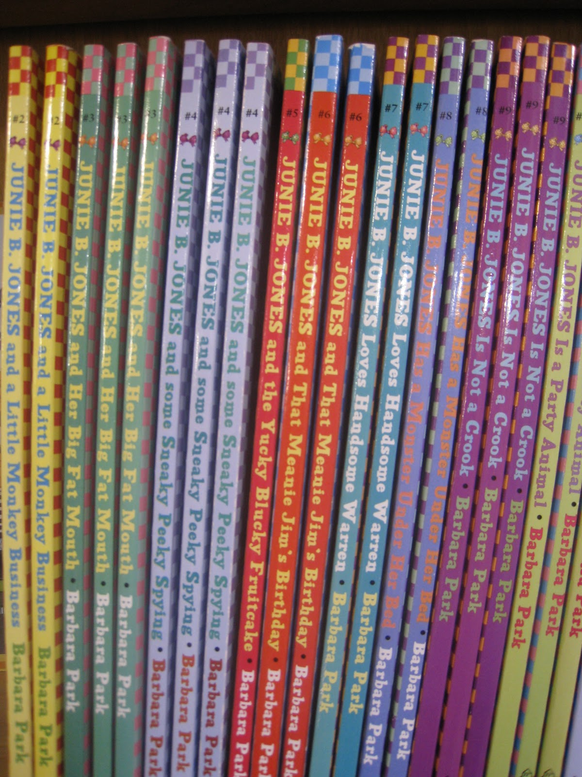 Junie b coloring pages - My Brain On Books What Booksellers