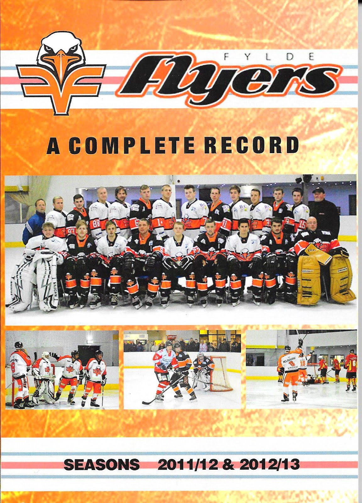 New Fylde Flyers Book - Available Now!
