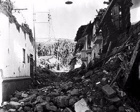 Terremoto 4 de noviembre de 1952. Unión Soviética (Rusia)