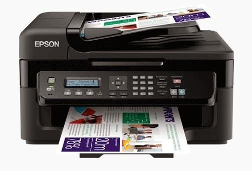 Epson WorkForce WF-2538 Drivers Download update