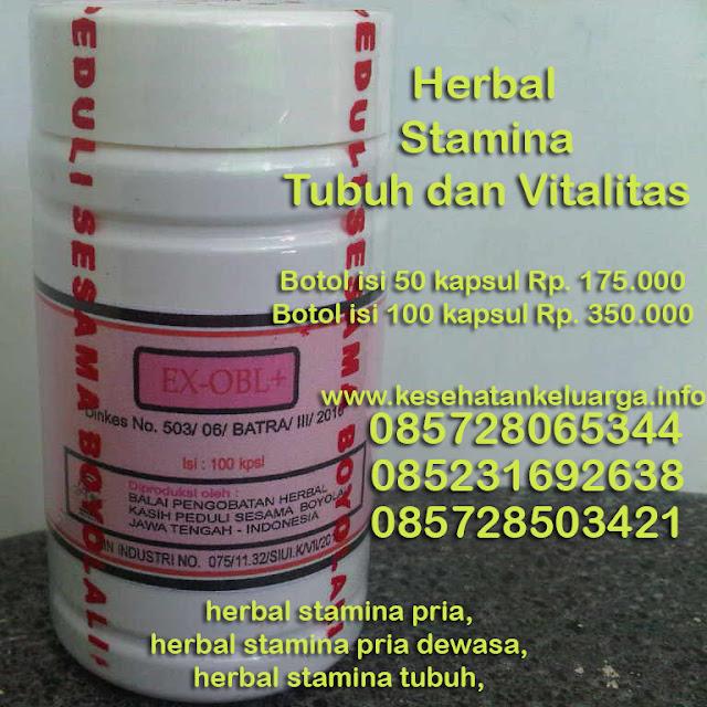 Herbal stamina pria 085231692638 atau 085728065344 atau 085728503421 OBL keluargasehat