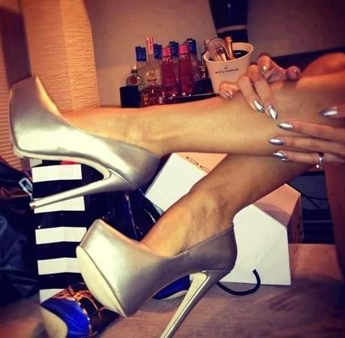 Zapatos de mujer de noche