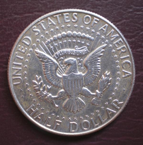 Koleksiku Barang Jadul Koin 25 Cent Quarter Dollar Washington 1958 1776 1976 50 Cent