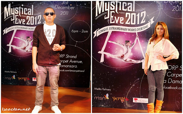 Mystical Eve 2012 Countdown Party