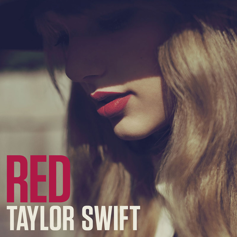 Album cover of Red.