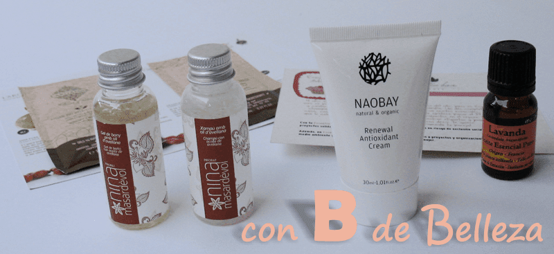 Caja natural Essentiabox Self San Valentin