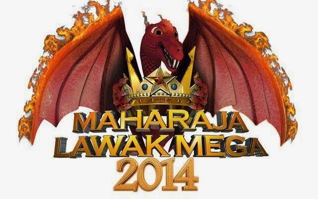 Maharaja Lawak Mega 2014 - Minggu 2 (2014)