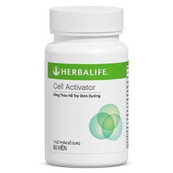 Cell Activator Herbalife, Cell Activator Tăng chuyển hóa 1