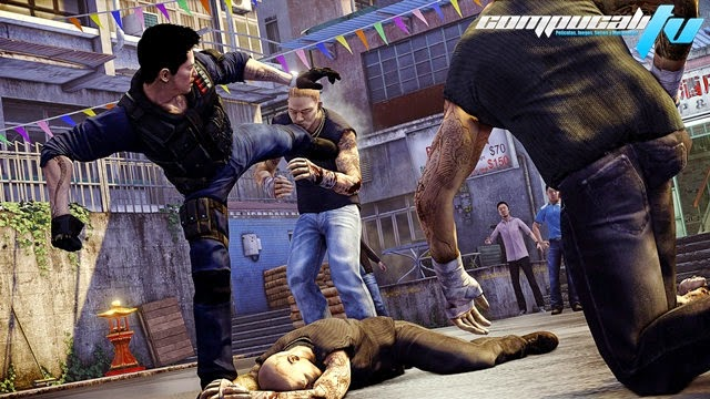 Sleeping Dogs Definitive Edition PC Full Español