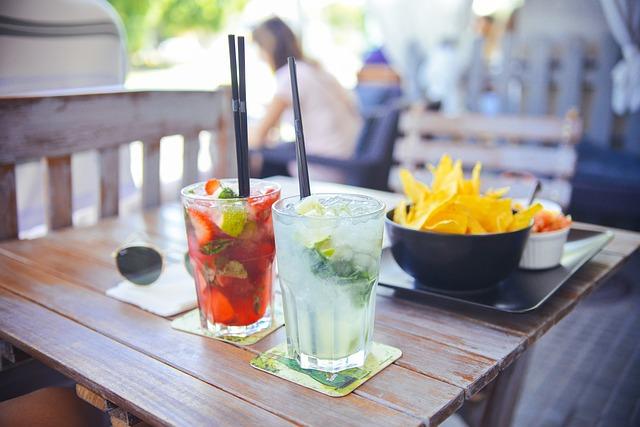 Minuman dan makanan