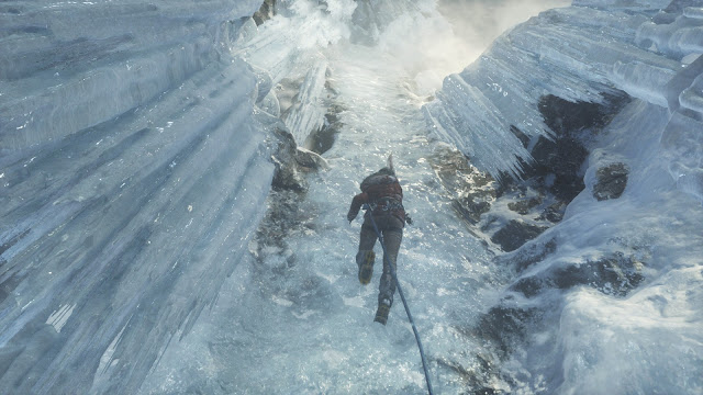 Rise of the Tomb Raider ice siberia