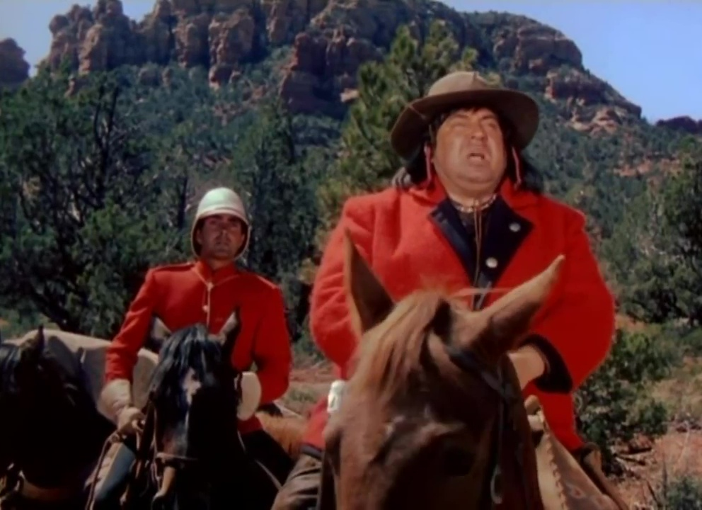 Pony Soldier (Joseph M. Newman, 1952)