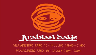 Arabian Days - Faro - 2013